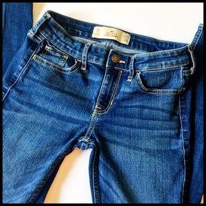 Hollister Super Skinny Jeans Size 1S